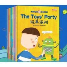 幼儿英语启蒙绘本10册