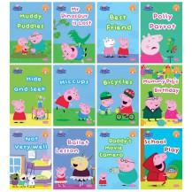 新版 粉猪Peppa Pig第1季动画点读版(无边框)
