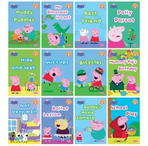 Peppa Pig 粉猪第一季有声绘本