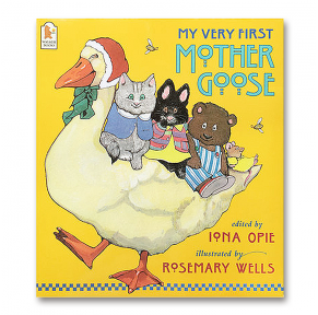 【免费试读第2期】鹅妈妈经典童谣