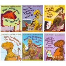 [有声点读]How Do Dinosaurs 家有恐龙系列