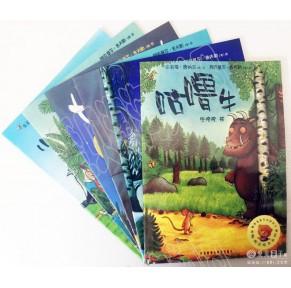 聪明豆系列第一辑中文有声绘本6册