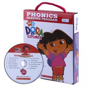 [有声点读]DORA朵拉phonics1-3辑