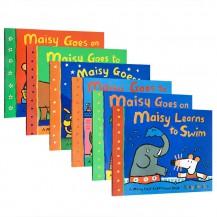 Maisy小鼠波波点读绘本22册+20册+16册