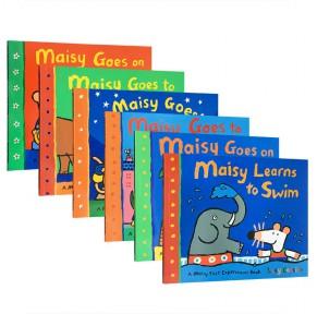 [特价]Maisy小鼠波波点读绘本36册