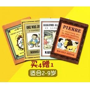 廖彩杏推荐书单之《坚果壳图书馆》Nutshell Library全套 4本