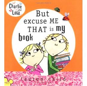 查理和劳拉 But excuse Me That is My book精装大开本