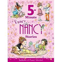 阅读桥梁书:Fancy Nancy南希 12合一精装合集