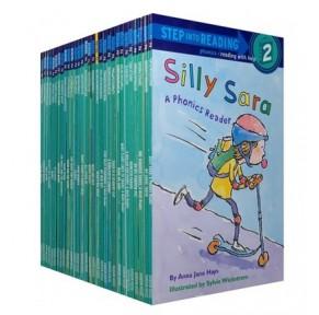 兰登儿童英语阶梯阅读《Step into Reading》第二级