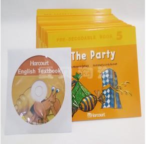原版Harcourt哈考特启蒙入门级37册+CD