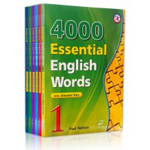 [特价]4000 Essential English Words点读版