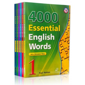4000 Essential English Words(截团)
