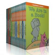 小象小猪Elephant and Piggie25册点读版