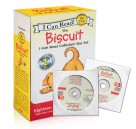 [有声点读]小饼干My First I Can Read Biscuit 18册