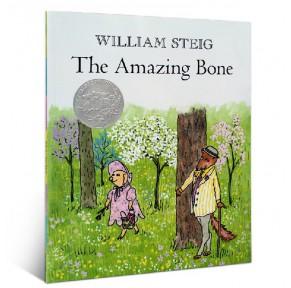 原版绘本The Amazing Bone会说话的骨头