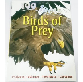 100 facts 英文儿童科普系列 - Birds of Prey