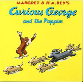 Curious George and the Puppies乔治猴