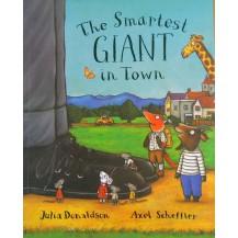 The Smartest Giant In Town聪明的巨人