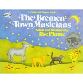 布莱梅的音乐家The Bremen Town Musicians