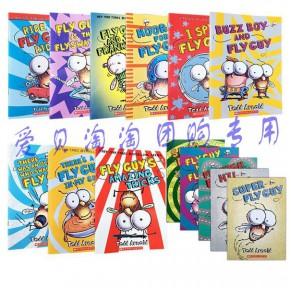 [特惠]Fly Guy苍蝇小子系列14册