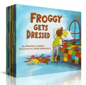 小青蛙弗洛格Froggy系列10册
