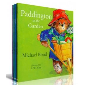 Paddington 帕丁顿熊8册