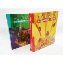 美国加州科学 Science A Closer Look(GK-G1-G2学生用书)