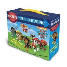 Paw Patrol Phonics Box Set汪汪队12本