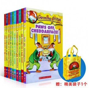 Geronimo Stilton 老鼠记者1-10册
