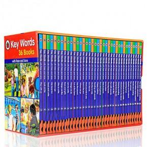 英文Key Words Collection1-12级36册点读版