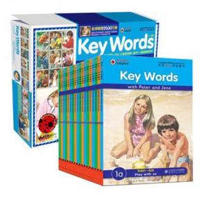 快乐瓢虫双语童书Key Words点读版