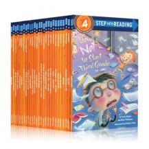 [特价]兰登第Step into Reading4级27册