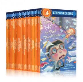 兰登第Step into Reading4级27册
