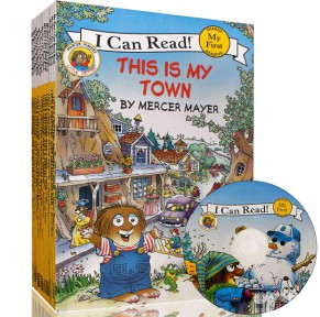 I Can Read小毛怪Little Critter19册点读版