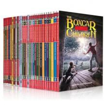 [特惠]Boxcar Children棚车少年30册