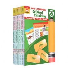 批判性思维Skill Sharpeners Critical Thinking8册