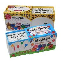 [特价]奇先生妙小姐Mr. Men Little Miss87册点读版