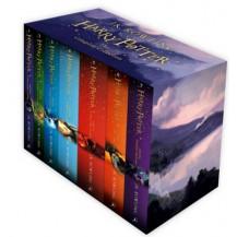 哈利波特Harry Potter1-7 全套英文版