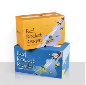 Red Rocket Readers红火箭分级阅读(预备+进阶)