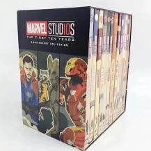 【清仓】Marvel Studios漫威系列10周年纪念版