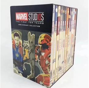 Marvel Studios漫威系列10周年纪念版