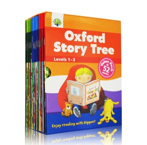 原版:牛津故事树 Oxford Story Tree 1-3级 52册