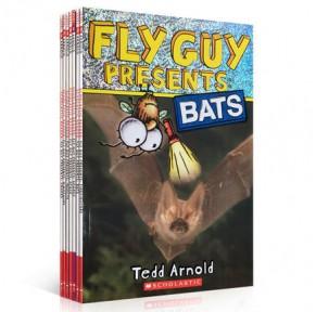 Fly Guy Presents苍蝇小子科普桥梁书系列11册