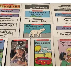 Reading a-z(raz)系列法语AA-E 104册