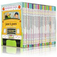 [特价]章节书Junie B. Jones 系列28冊