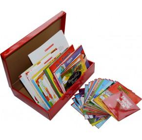 [清仓]Everyday Book Box 天天阅读系列123盒