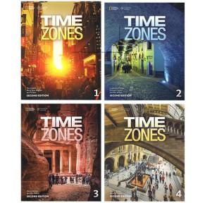 Times Zones  4册点读版