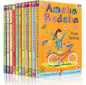 糊涂女佣Amelia Bedelia11本