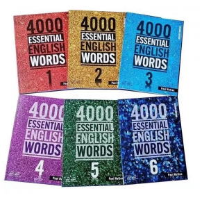 4000Essential English Words1-6 新版