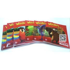 [特惠]加州Wonders语文主课G1点读版